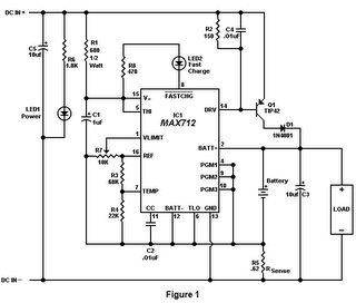 electronics  circuit diagrams and schematics 12 volt gel