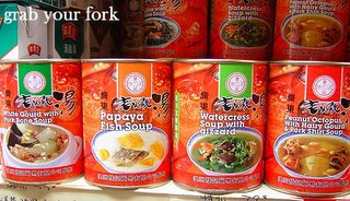 Mystery Asian soups