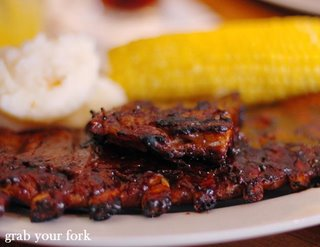 Blue Ridge Smoky Ribs