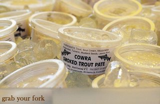 Cowra smoked trout pate