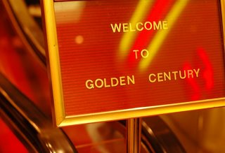 welcome to golden century