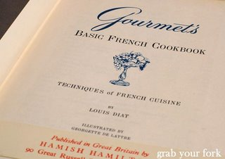 gourmets basic french cookbook