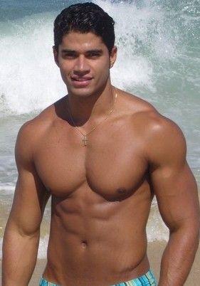 Gay Latino Hunk