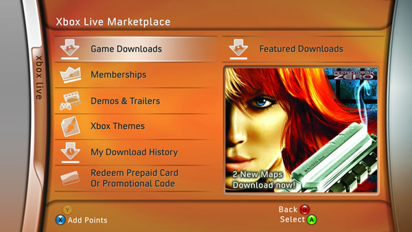 Gadget Monkey: XBOX 360: Change marketplace region and see what the