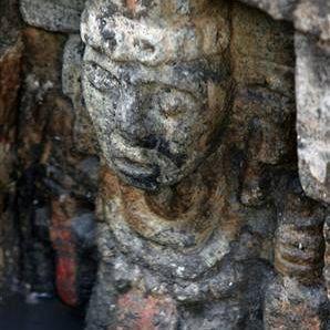 Une statue du dieu Tlaltecuhtli découverte en plein centre de Mexico