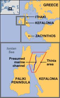 Monde Méditerrannéen: à la recherche de l'île d'Ithaque