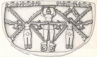 Découverte d'un ancien calendrier Huaxtèque