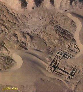 Shahr-i Sokhta, la mine d'or des archéologues