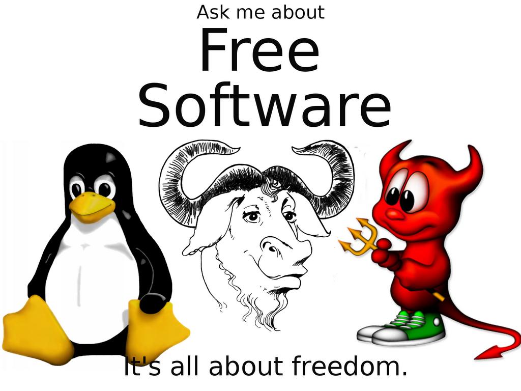 Concepto de software libre yahoo dating 9