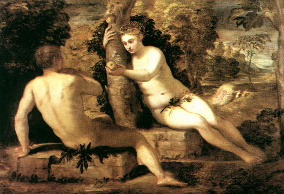 god and adam relationship