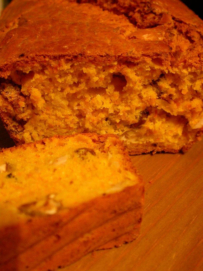 Cake Sal Ef Bf Bd Pruneaux
