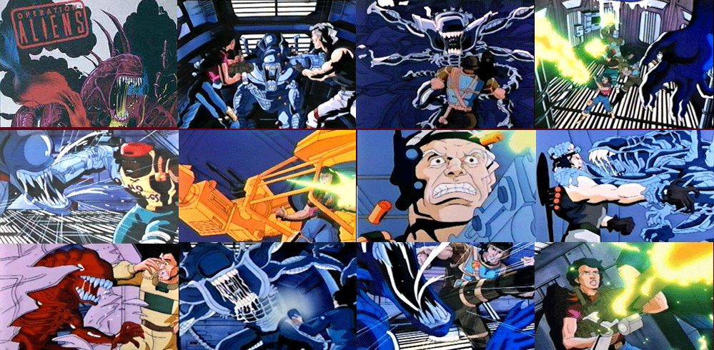 alien cartoon show - photo #3