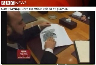 False Mohammed drawing on BBC