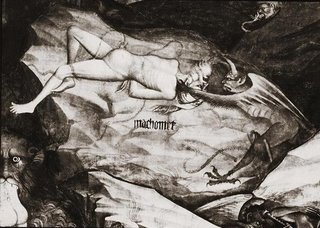 Mohammed in Hell