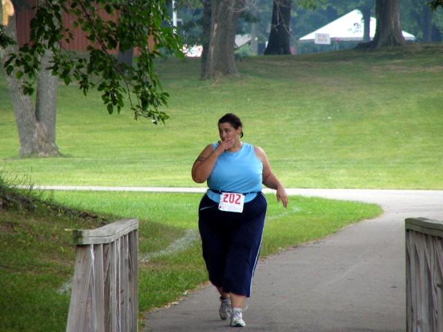 Bbw Running 34