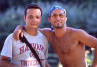 Murat Matthew Erdem with Tarkan
