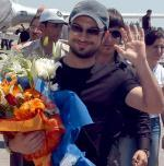 Tarkan in Cyprus for May 26 concert