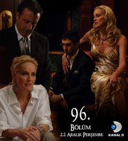 Sharon Stone and Andy Garcia in Turkish TV series Kurtlar Vadisi