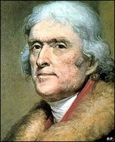 Jefferson: Governor, secretary of state, vice president, president
