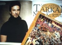 Tarkan article in Rolling Stone