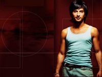 Tarkan's website design for his 2001 Kuzu Kuzu single