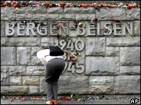 At least 50,000 people died in Bergen-Belsen before liberation