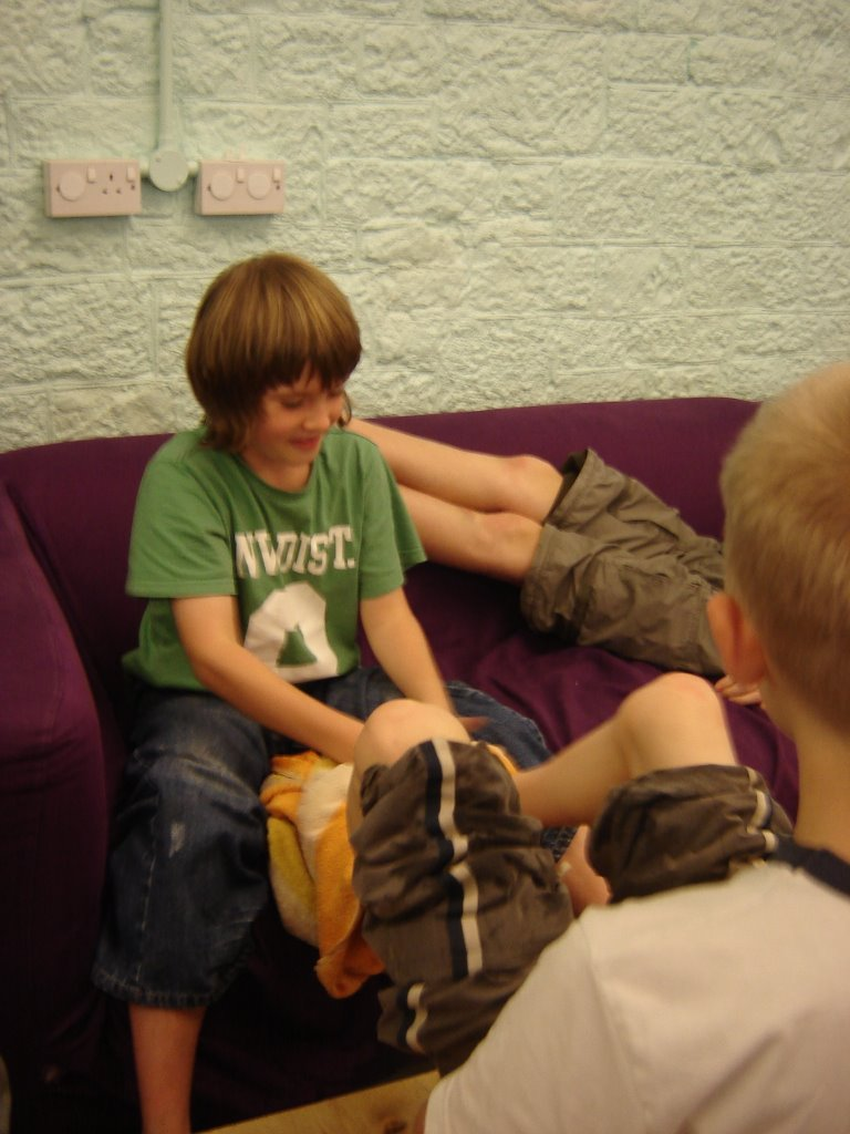 Woodies Kids: Smelly Feet
