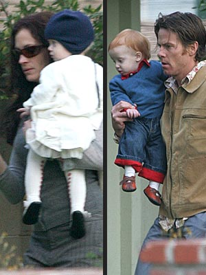 Nyc Gossip Girl Julia Roberts Has Ugly Kids