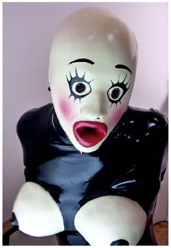 latex sex doll