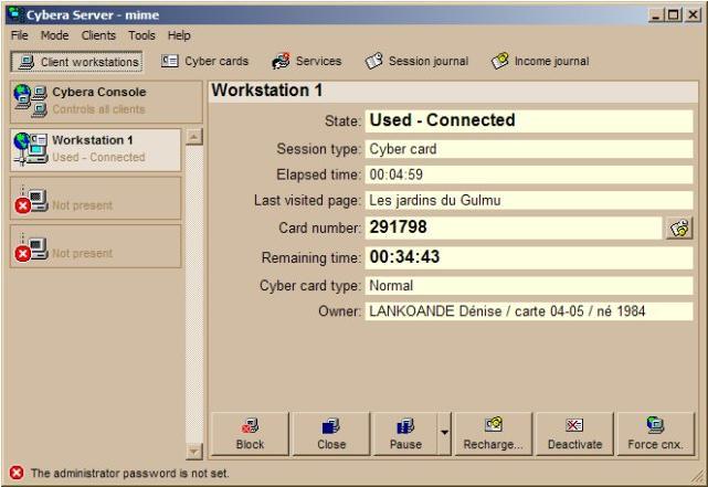 cybera client 1.9