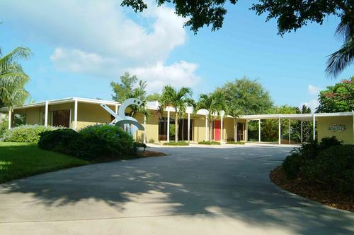 Paul Rudolph Cohen House Modern Design By Moderndesign Org