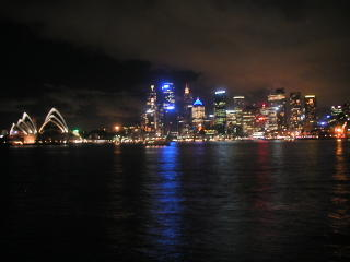 Sydney Opera House Tonight