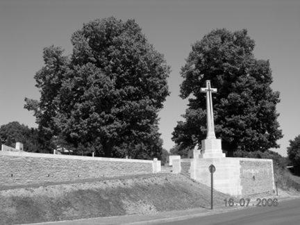 Corbié Municipal Cemetery Extension