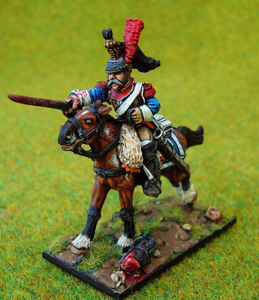The Waterloo Campaign In Miniature  Workbench  1