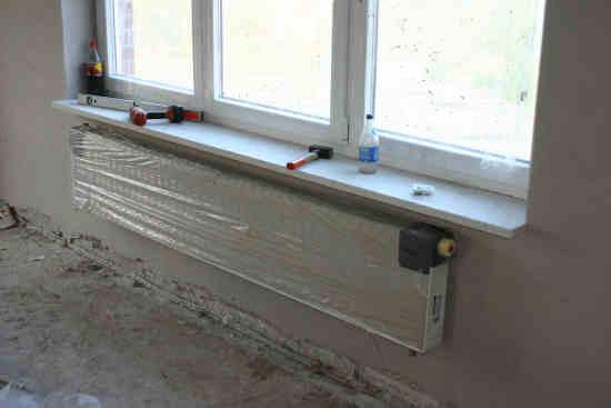 bautagebuch viebrock finkenhaus installation heizung und dusche wanne. Black Bedroom Furniture Sets. Home Design Ideas