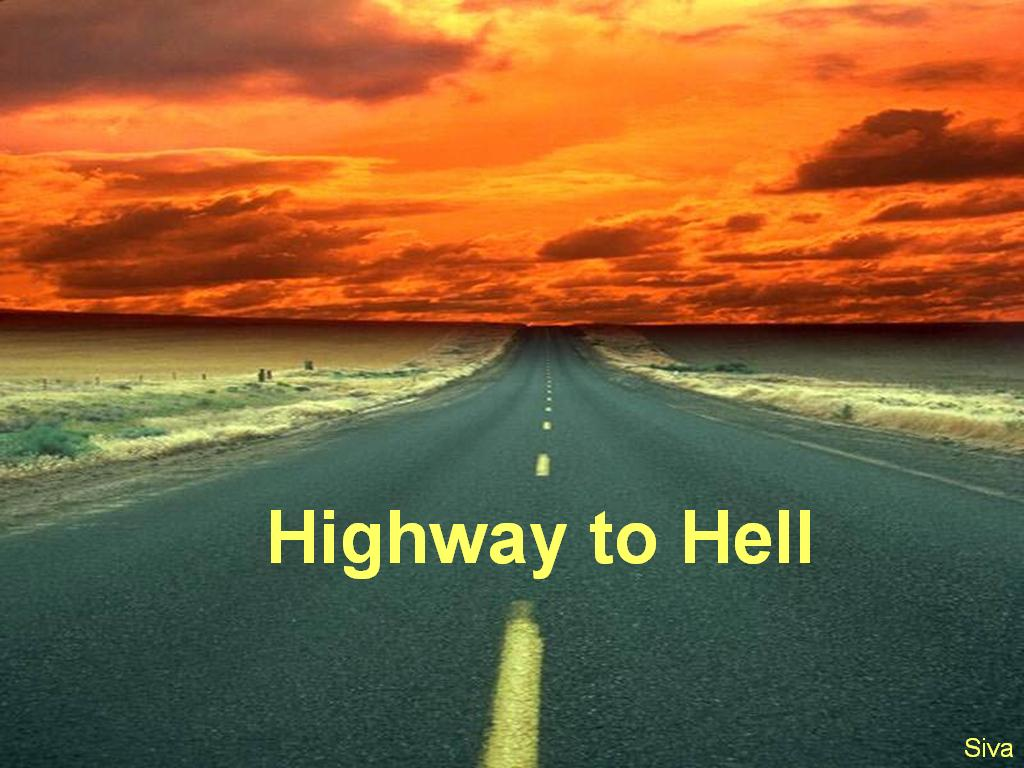 Kodai Hills: Highway to Hell