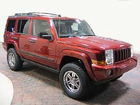 Jeep Commander Blog 2 5 Rocky Road Jeep Commander Lift