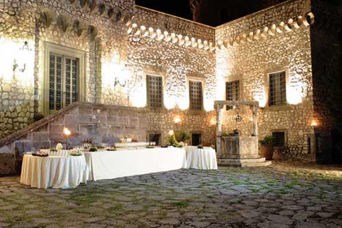 Matrimonio In Un Castello : Matrimoni e ristoranti castello medievale castellamare di