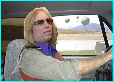 Tom Petty & Weather Balloons