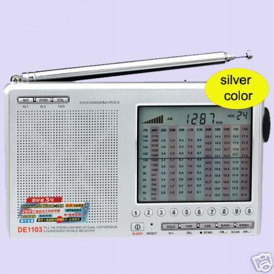 Radio & Communication Info: Il Degen 1103 modificato per il DRM, ma non solo