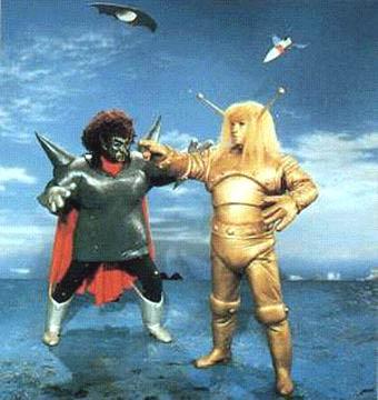 Monstruos Del Espacio Goldar 1966 Identi