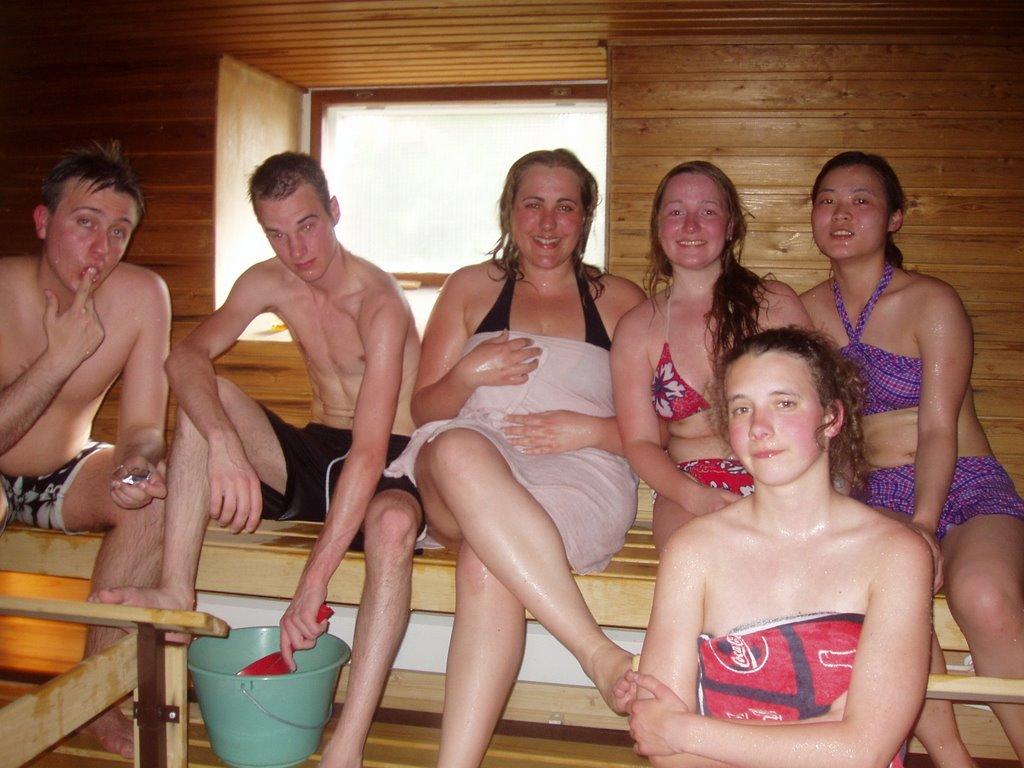 Sauna Valkeakoski