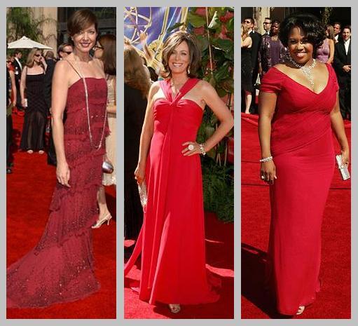 Portia De Rossi Fat: Yeeeaaah Hot: More Emmys Red Carpet