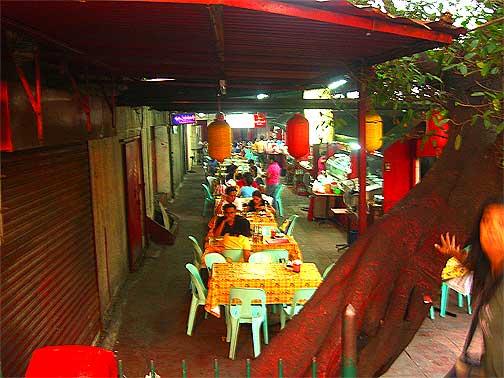 Superpasyal Estero Restaurant Ongpin