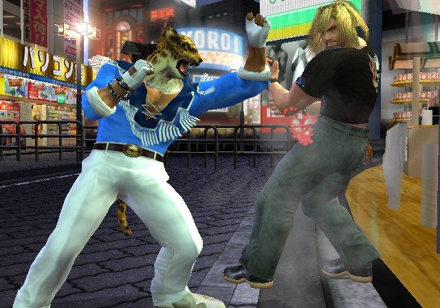 Sony Playstation Games Tekken 4