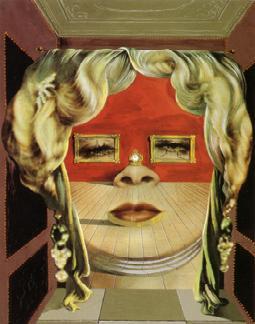 Mae West O Dalí