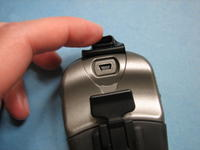 Garmin eTrex VistaC USB Port