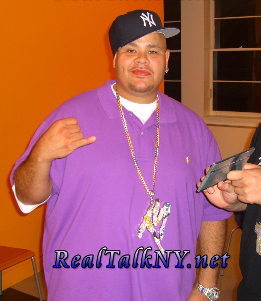Fat Joe Game 107