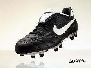 Nike Tiempo Air Legend Black