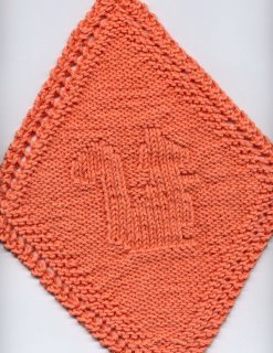 Dishcloth Pattern Corner And Some Scrubbies Too Diagonal